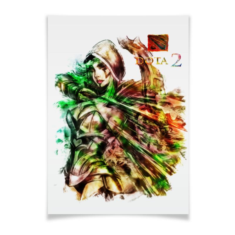 Printio Плакат A3(29.7×42) Дота 2
