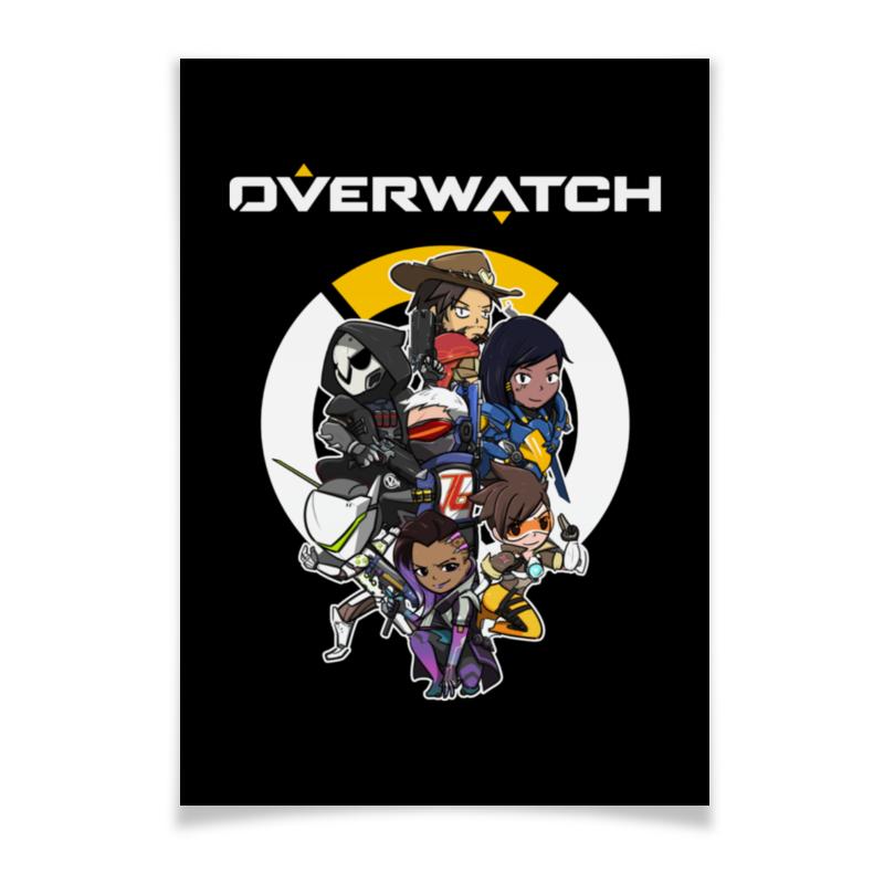 Printio Плакат A3(29.7×42) Overwatch