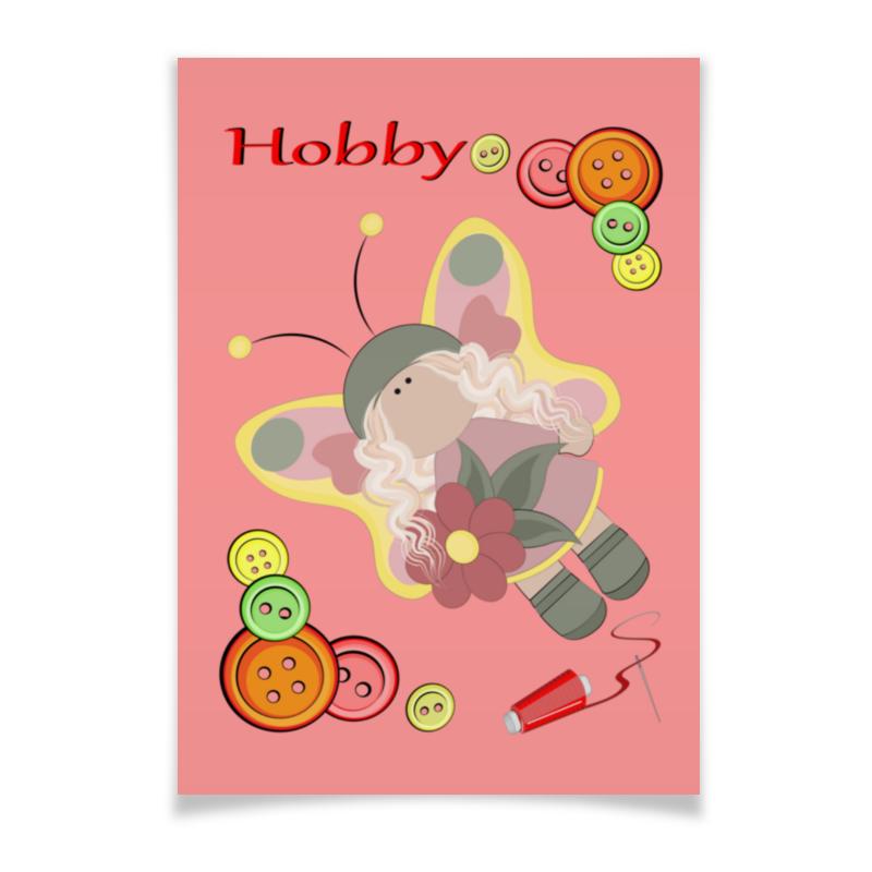 Printio Плакат A3(29.7×42) Хобби - рукоделие, шитье
