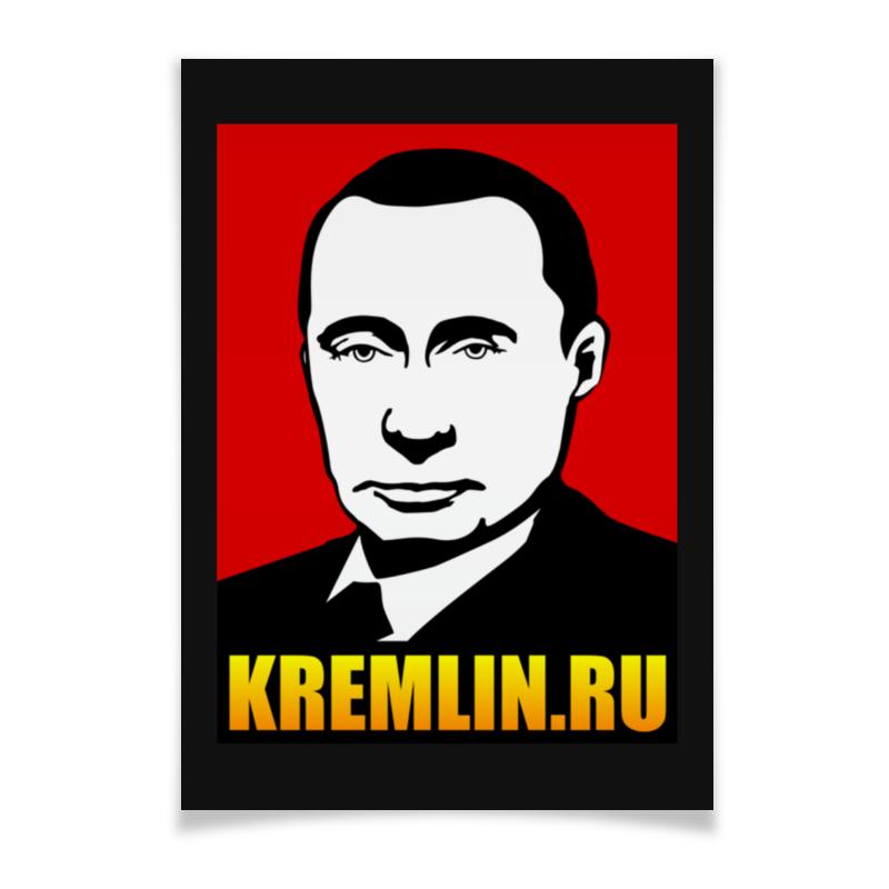 Printio Плакат A3(29.7×42) Путин