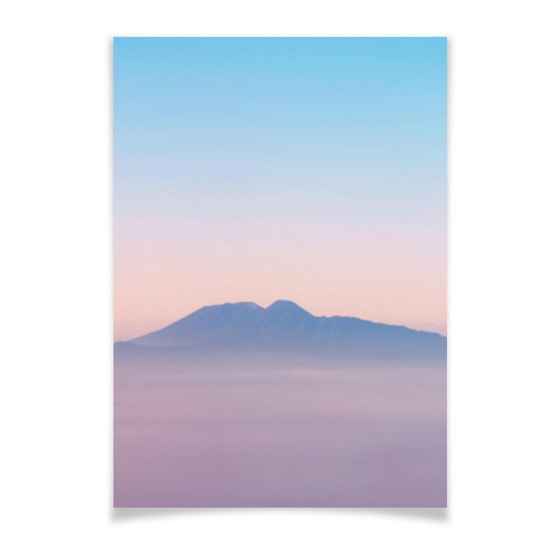 Printio Плакат A3(29.7×42) Дальняя гора printio плакат a3 29 7×42 хаос
