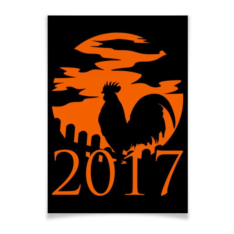 Printio Плакат A3(29.7×42) Год петуха