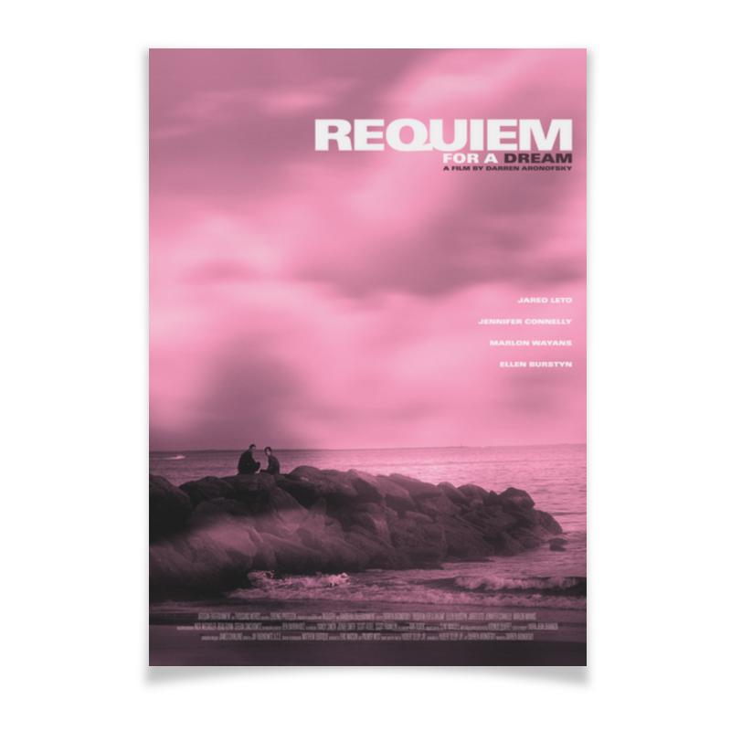 Printio Плакат A3(29.7×42) Реквием по мечте / requiem for a dream