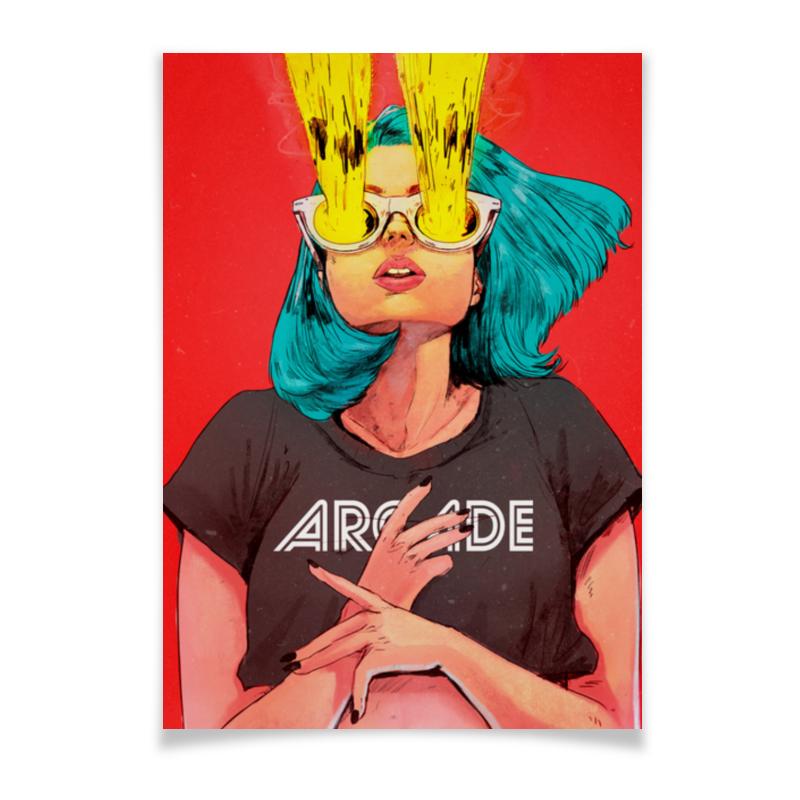 Printio Плакат A2(42×59) Божья аркада printio плакат a2 42×59 wonder woman