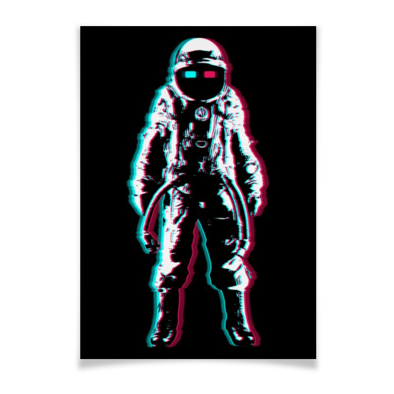 Printio Плакат A2(42×59) Космонавт 3d printio плакат a2 42×59 космонавт