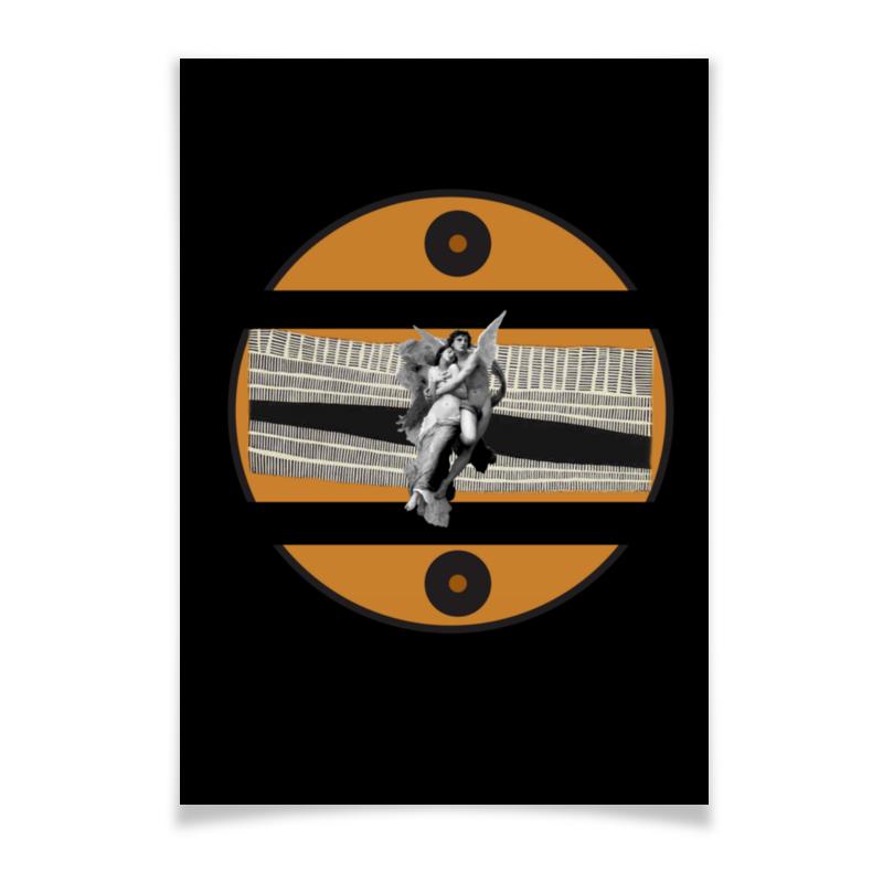 Printio Плакат A2(42×59) Любовь printio плакат a2 42×59 космонавт