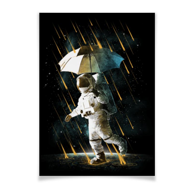 Printio Плакат A2(42×59) Метеоритный дождь