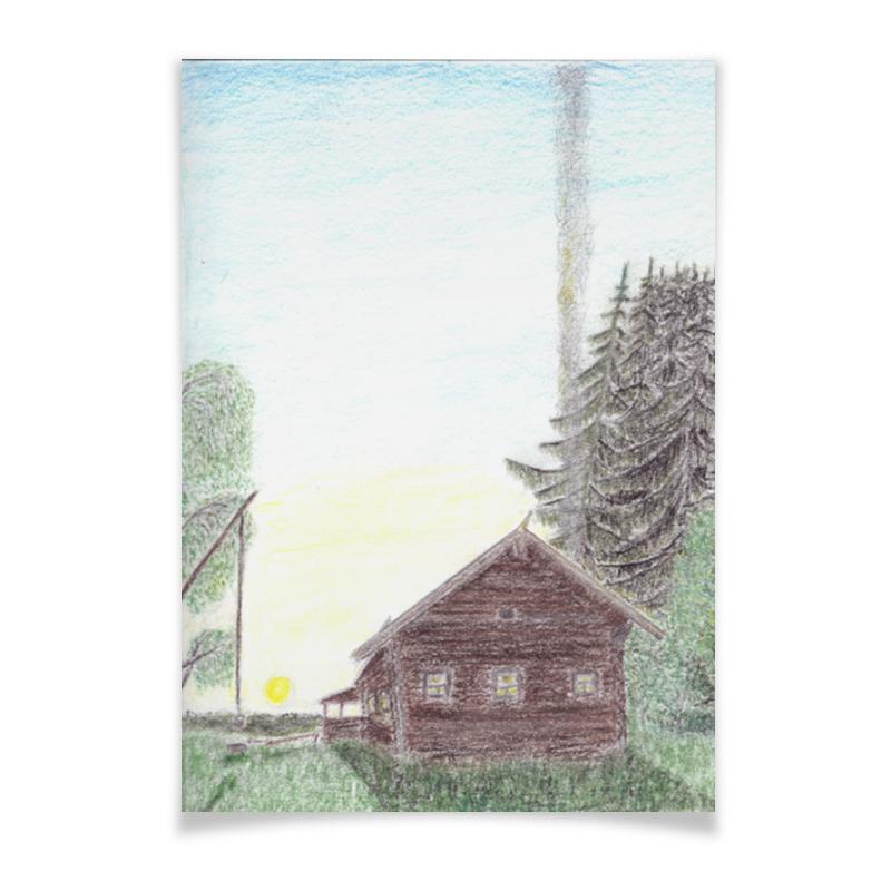 Printio Плакат A2(42×59) Русский север