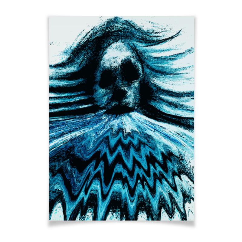 Printio Плакат A2(42×59) Ураган