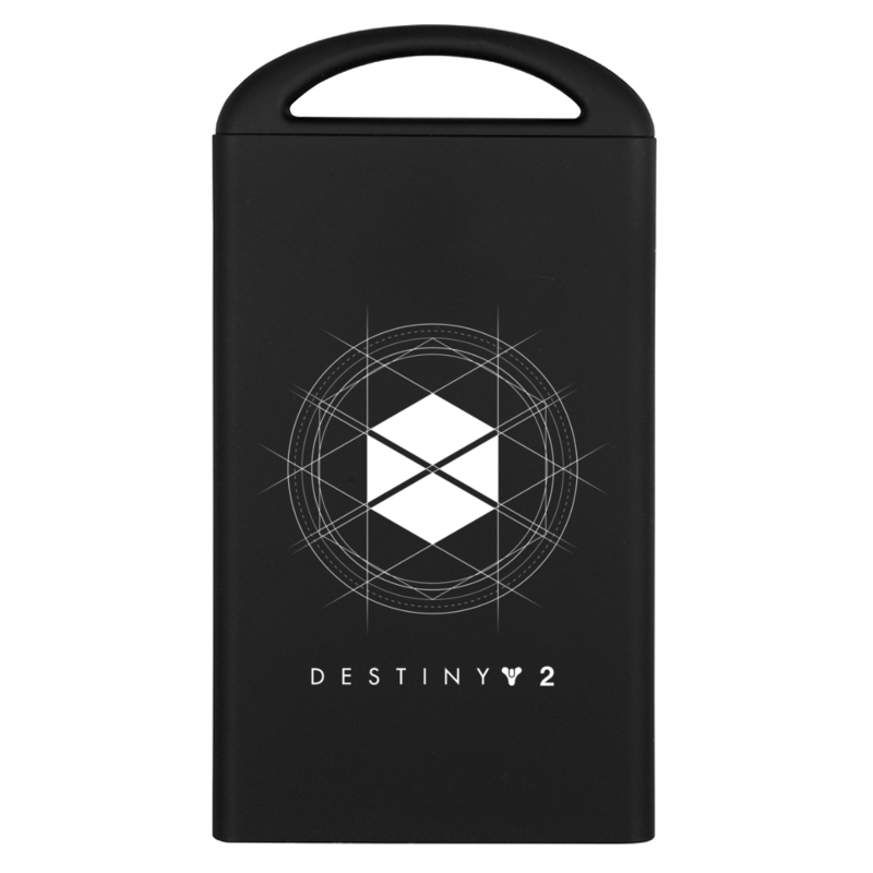 Printio Внешний аккумулятор Destiny 2, titan