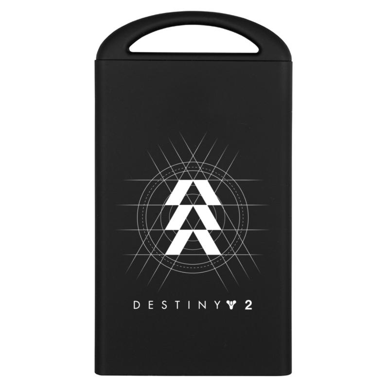Фото - Printio Внешний аккумулятор Destiny 2, hunter аккумулятор