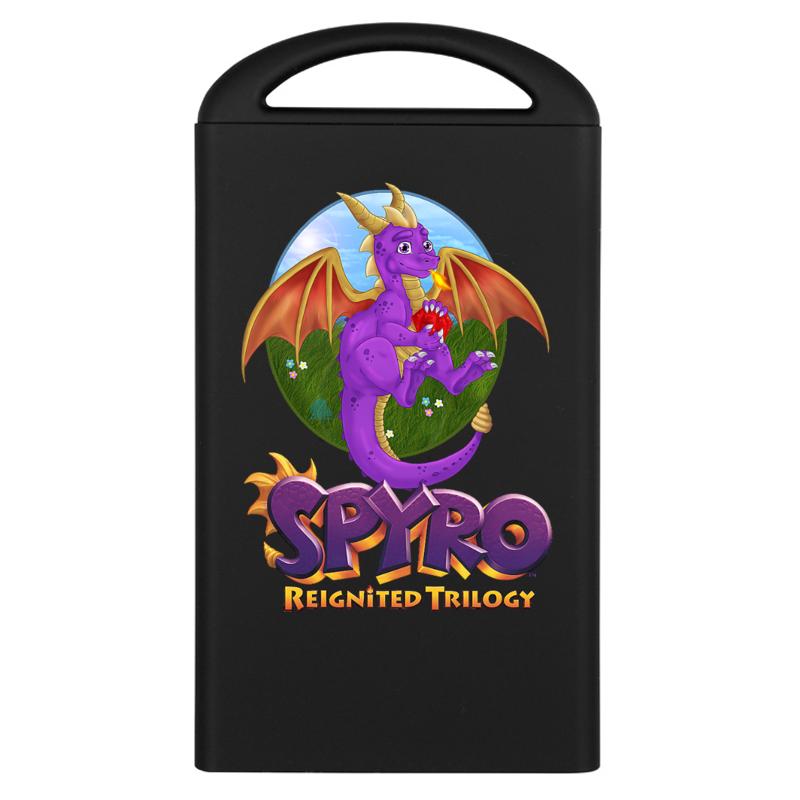 Фото - Printio Внешний аккумулятор Spyro the dragon printio внешний аккумулятор saints row