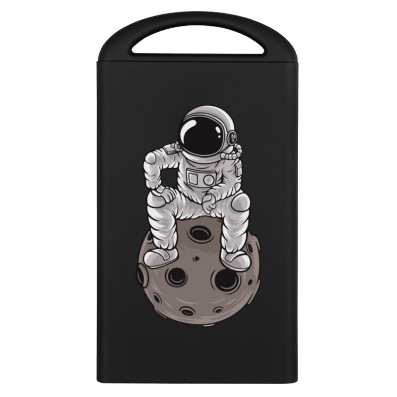 Фото - Printio Внешний аккумулятор Космонавт на луне тетрадь на пружине printio генгар