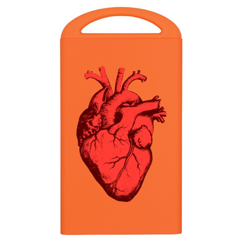 Printio Внешний аккумулятор Сердце аккумулятор