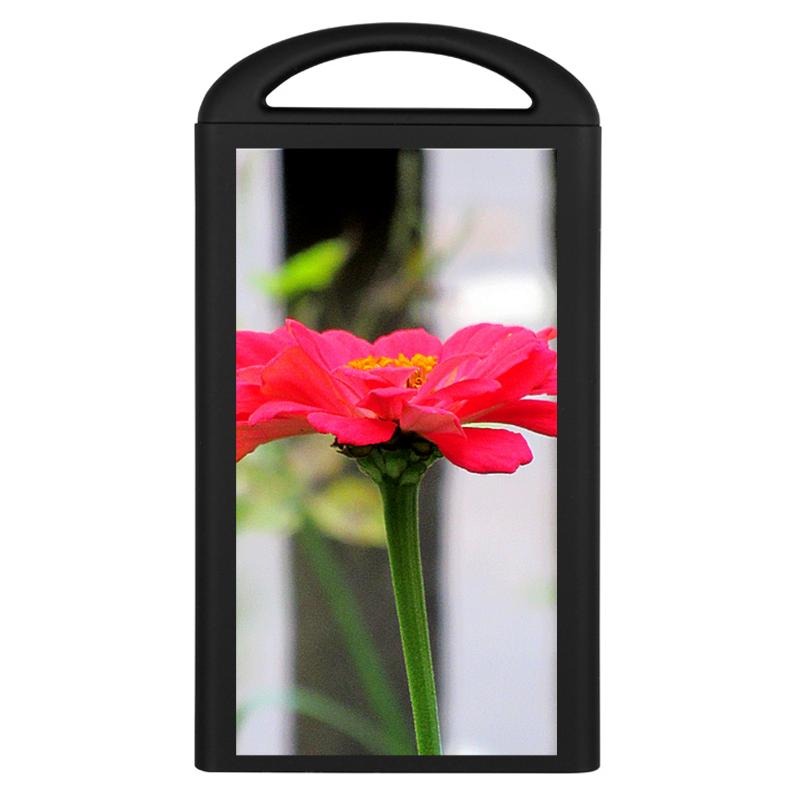 Фото - Printio Внешний аккумулятор Красный цветок сумка meyninger кс 1019 красный