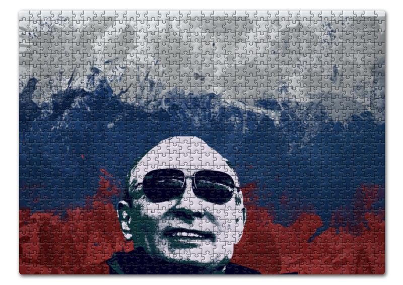 Printio Пазл 43.5×31.4 см (408 элементов) Путин