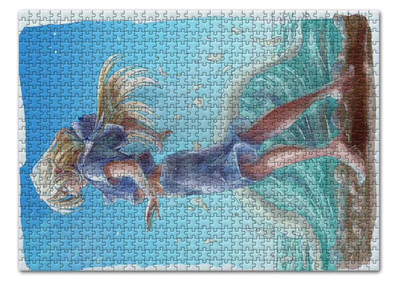 Printio Пазл 43.5×31.4 см (408 элементов) Слушая море