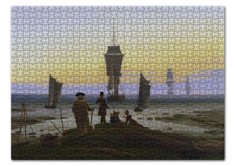 Printio Пазл 43.5×31.4 см (408 элементов) Этапы жизни (каспар давид фридрих)
