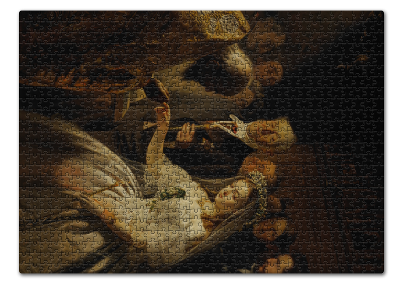 printio блокнот неравный брак картина пукирева Printio Пазл 43.5×31.4 см (408 элементов) Неравный брак (картина пукирева)