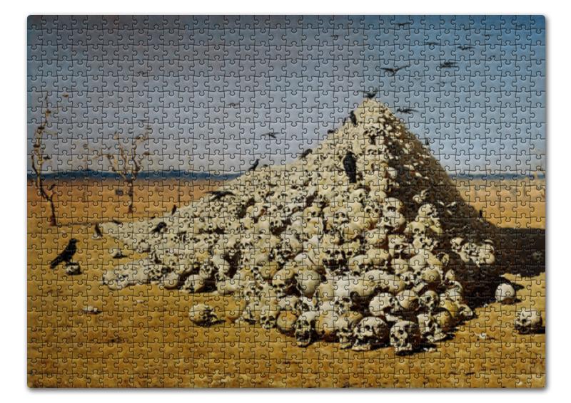 Printio Пазл 43.5×31.4 см (408 элементов) Апофеоз войны