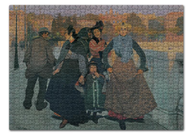 Printio Пазл 43.5×31.4 см (408 элементов) Римские женщины (ансельмо гинеа)
