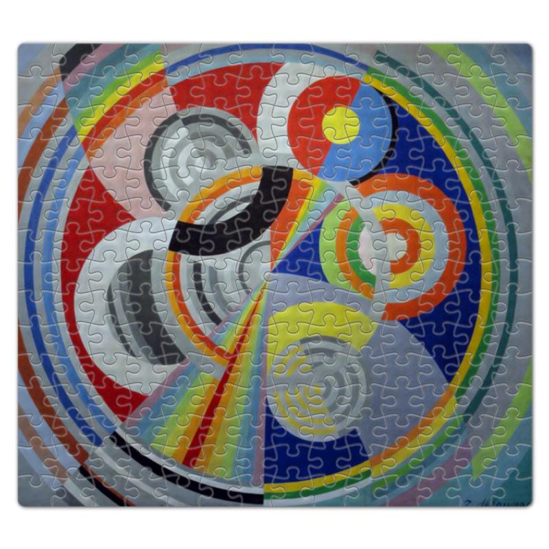 Фото - Printio Пазл магнитный 27.4×30.4 см (210 элементов) Ритм № 1 (робер делоне) делоне н б нелинейная оптика
