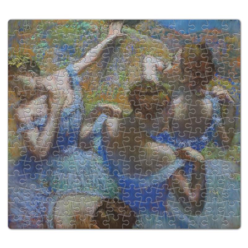 Printio Пазл магнитный 27.4×30.4 см (210 элементов) Голубые танцовщицы (эдгар дега)