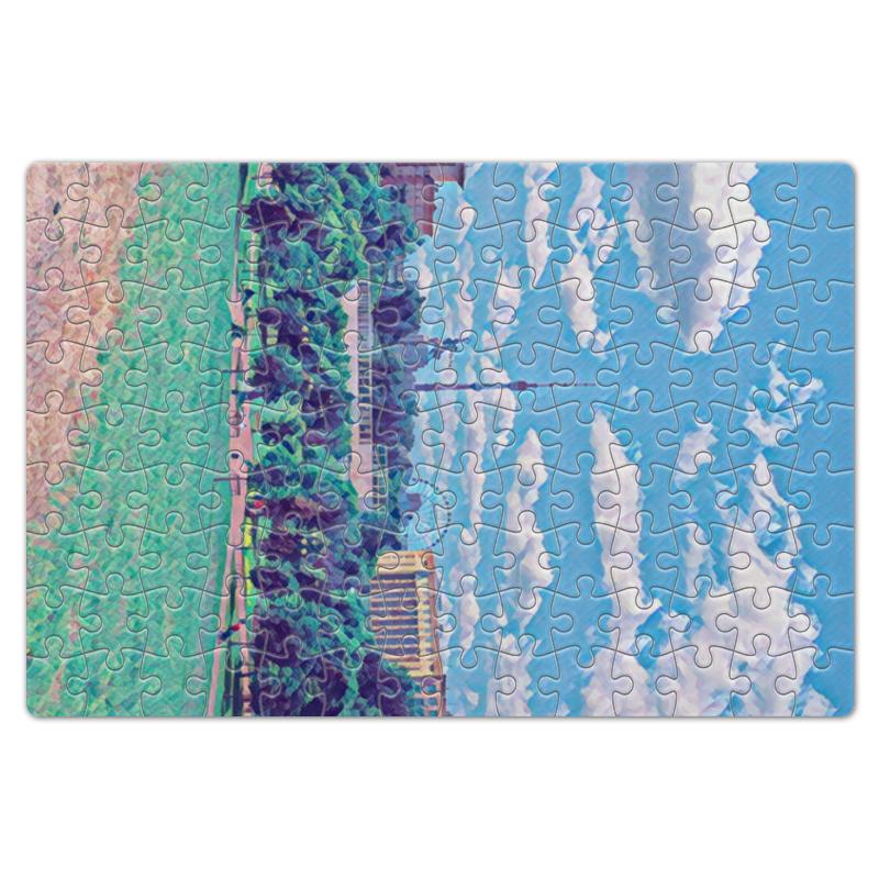 Printio Пазл магнитный 18×27 см (126 элементов) Останкино