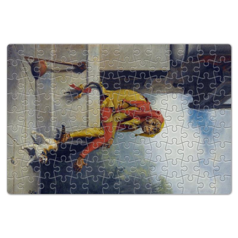 Printio Пазл магнитный 18×27 см (126 элементов) Для чего я был создан? (уильям берд)