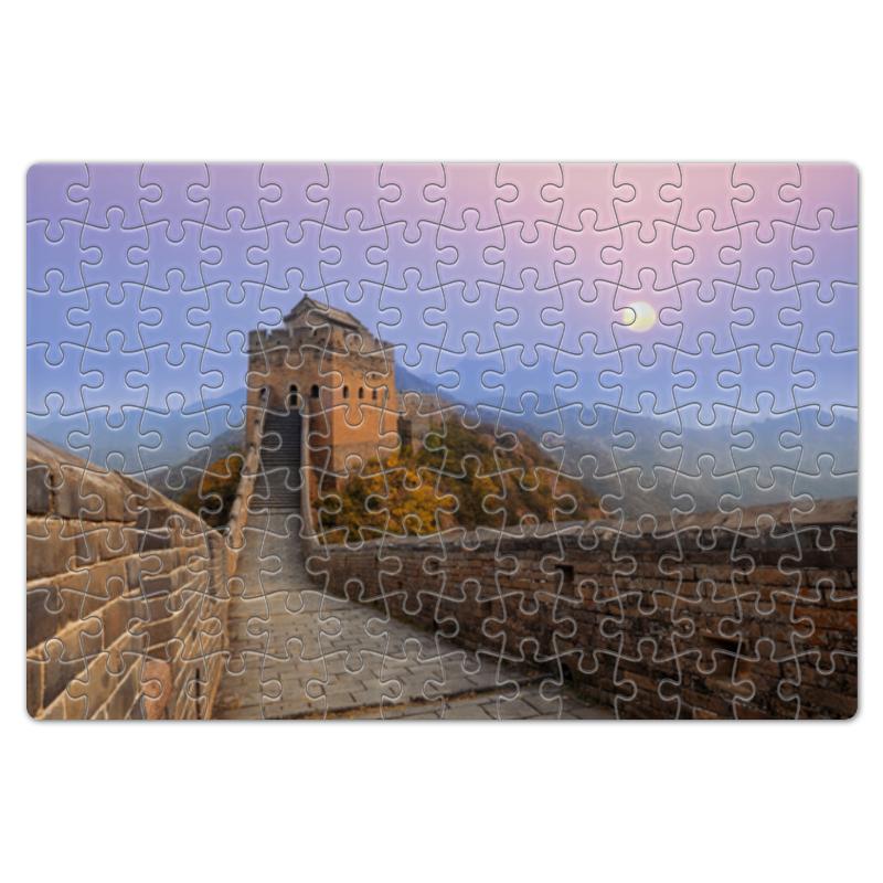Printio Пазл магнитный 18×27 см (126 элементов) Великая китайская стена