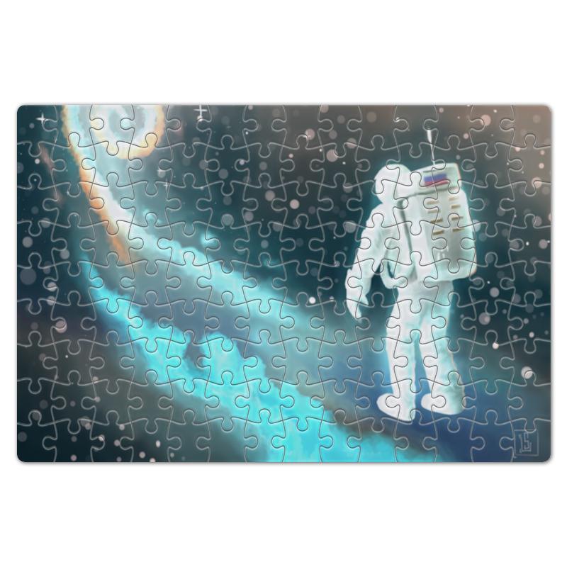 Printio Пазл магнитный 18×27 см (126 элементов) Космический путешественник