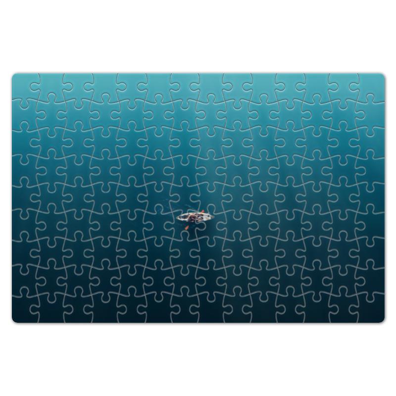 Printio Пазл магнитный 18×27 см (126 элементов) Самоизоляция