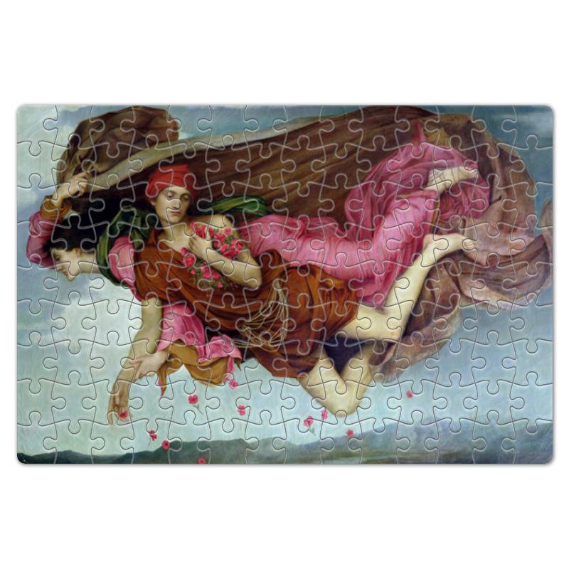 Printio Пазл магнитный 18×27 см (126 элементов) Ночь и сон (эвелин де морган)