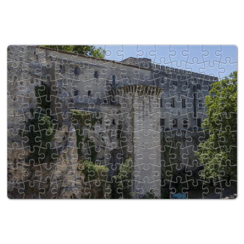 Printio Пазл магнитный 18×27 см (126 элементов) Стена вокруг города авиньон