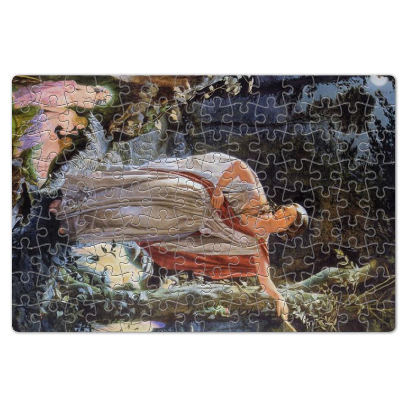 Printio Пазл магнитный 18×27 см (126 элементов) Сон в летнюю ночь (джон симмонс)
