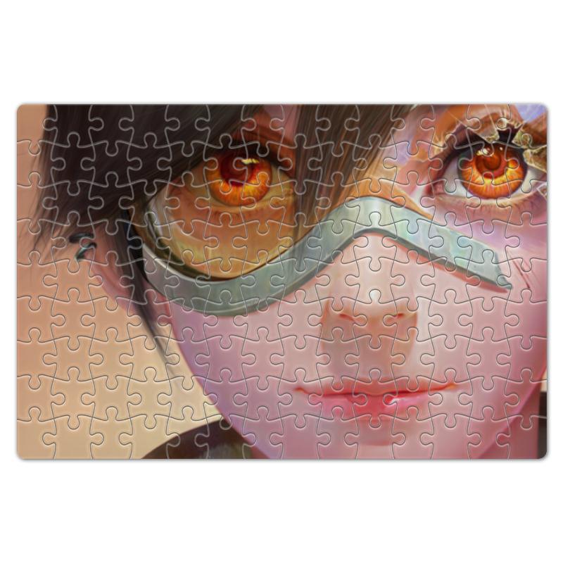 Printio Пазл магнитный 18×27 см (126 элементов) Overwatch