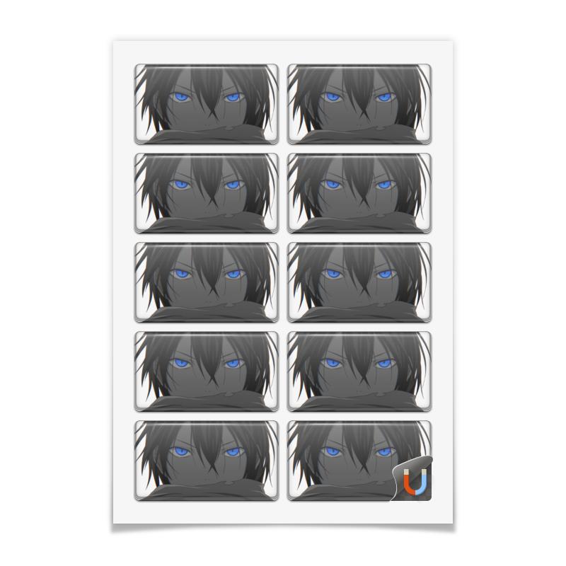 Printio Магниты прямоугольные 9×5 см Бездомный бог (ято)