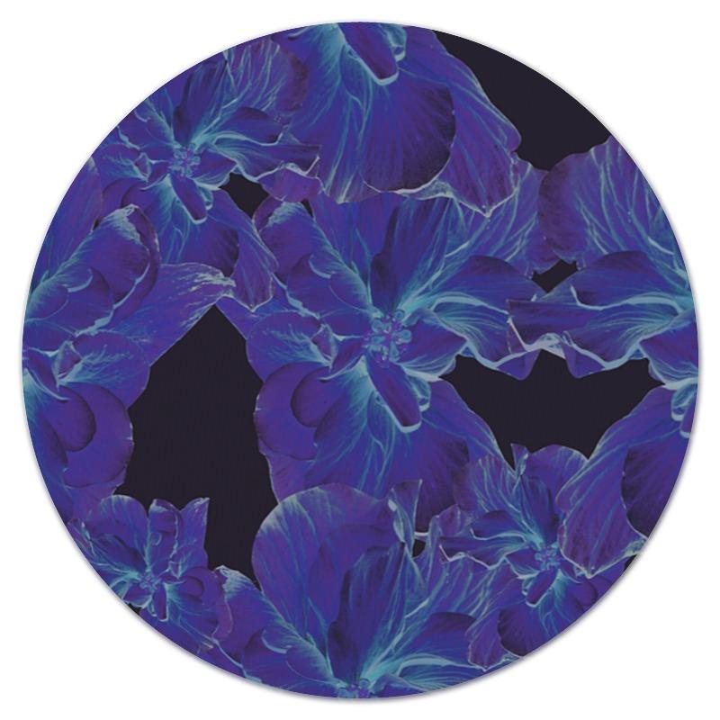 printio коврик для мышки круглый макро цветы Printio Коврик для мышки (круглый) Макро цветы