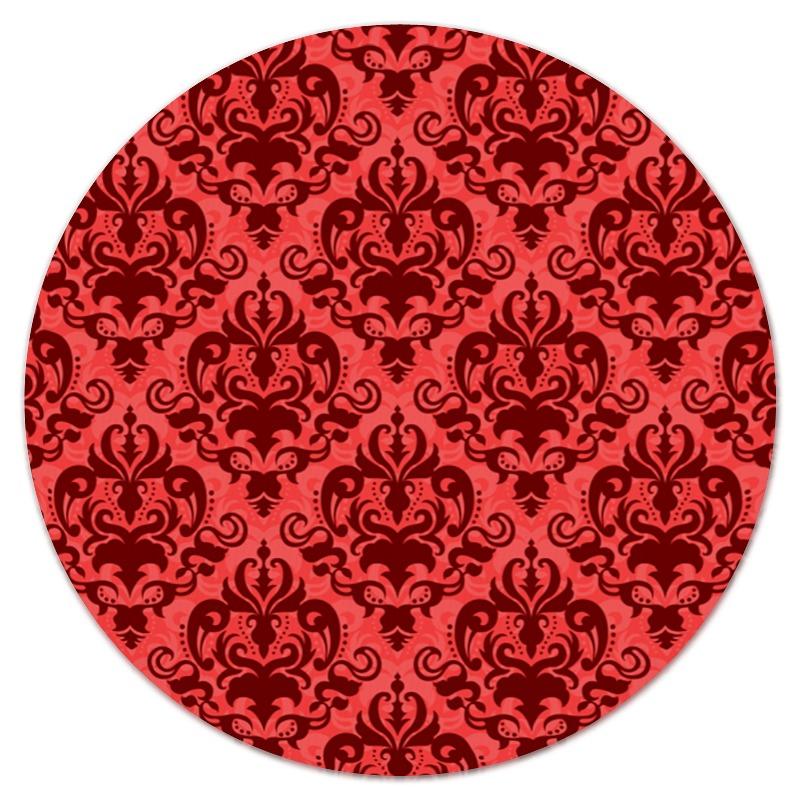 Printio Коврик для мышки (круглый) Кружевной узор