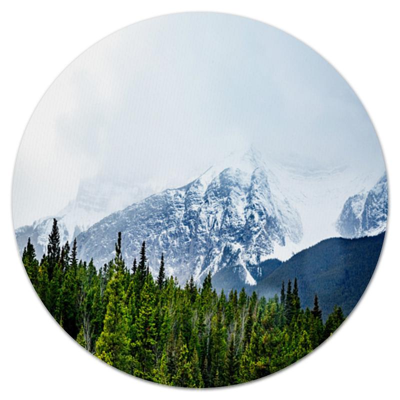 Фото - Printio Коврик для мышки (круглый) Ледяная гора printio коврик для мышки круглый ледяная гора
