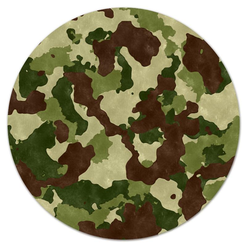Printio Коврик для мышки (круглый) Цветные пятна printio коврик для мышки круглый яркие пятна