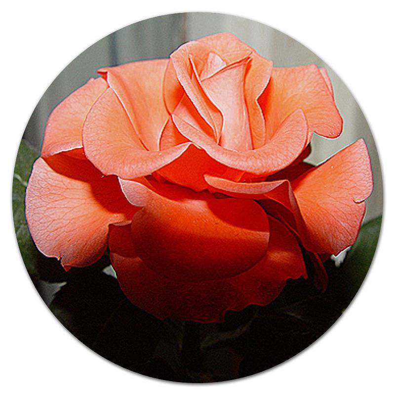 Фото - Printio Коврик для мышки (круглый) Роза. printio коврик для мышки золотая роза
