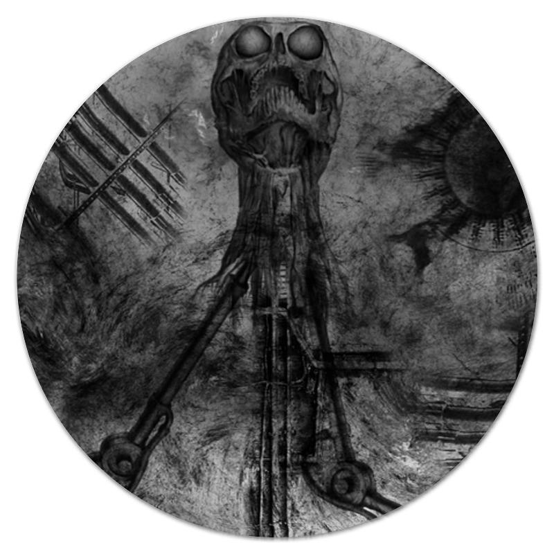 Фото - Printio Коврик для мышки (круглый) Биомеханика printio коврик для мышки круглый чашки