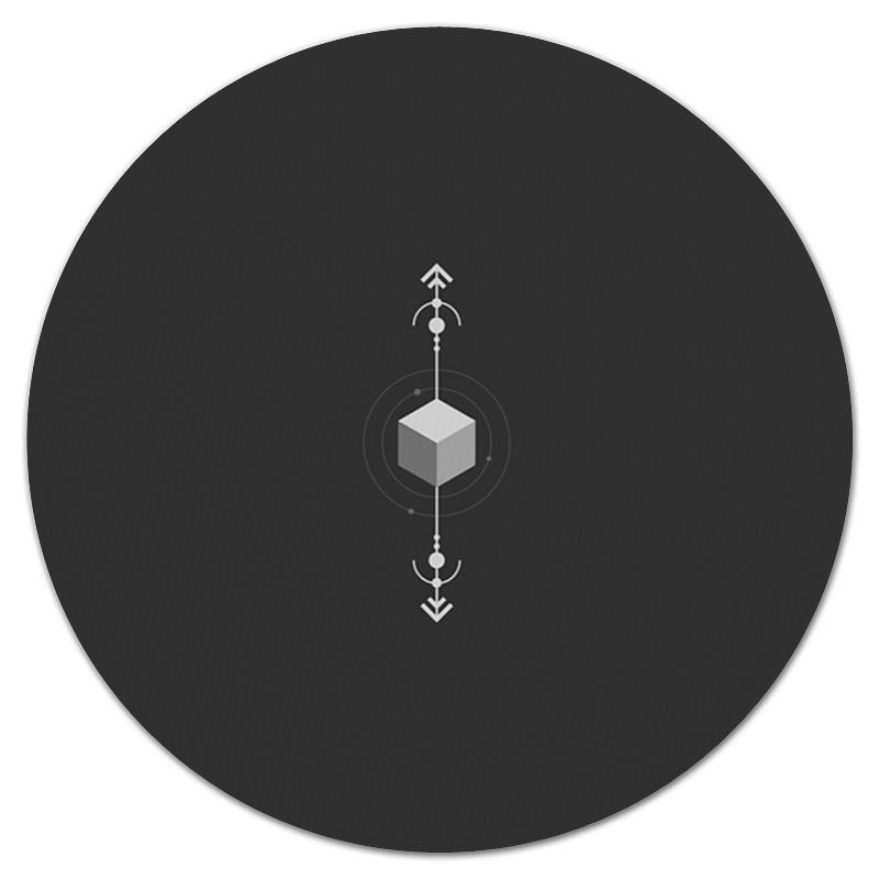 Printio Коврик для мышки (круглый) Стрелка