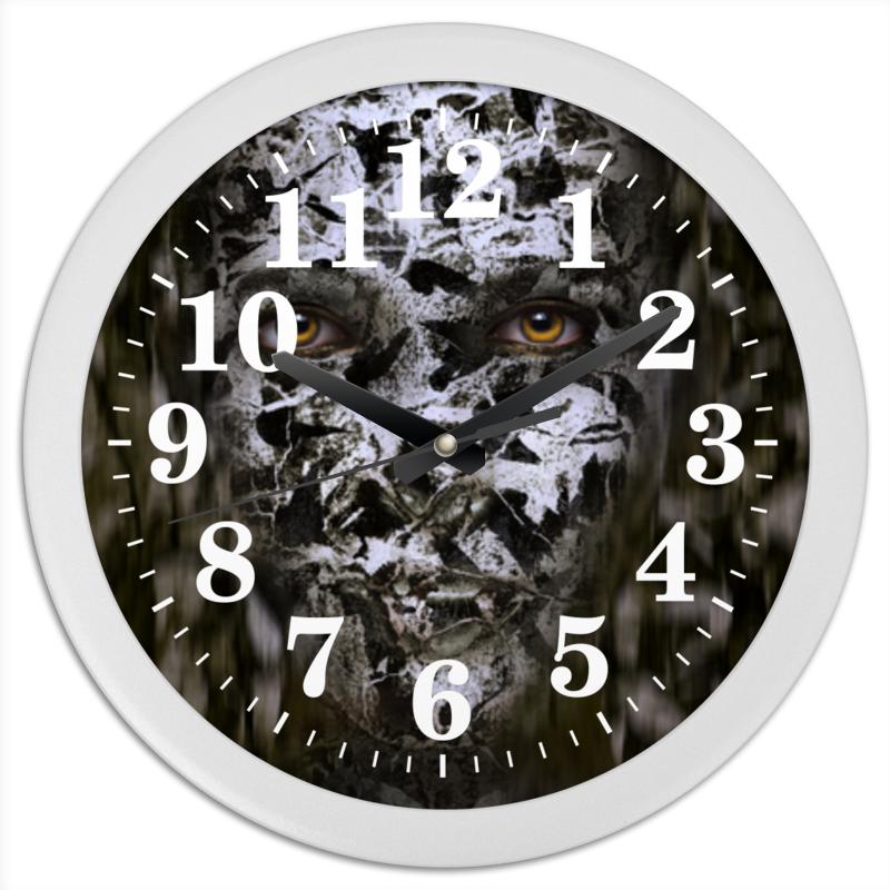 Фото - Printio Часы круглые из пластика Одиночество printio часы круглые из пластика одиночество
