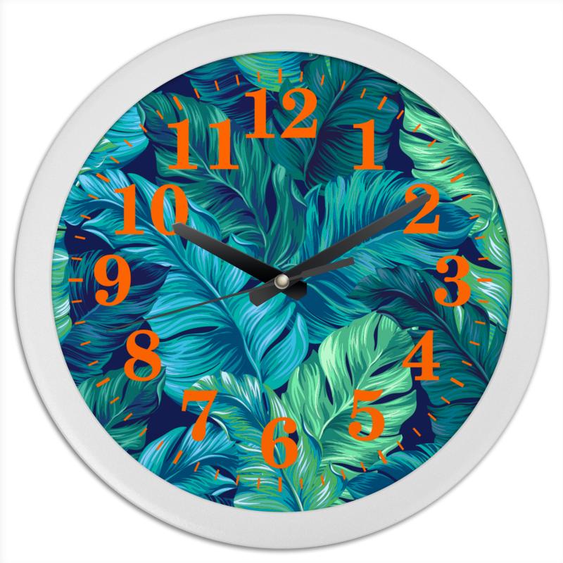Printio Часы круглые из пластика Настенные часы