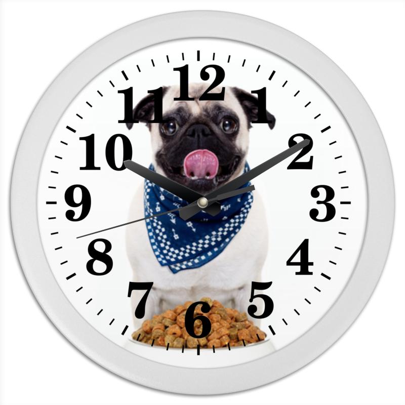 Фото - Printio Часы круглые из пластика Pugs printio часы круглые из пластика одиночество