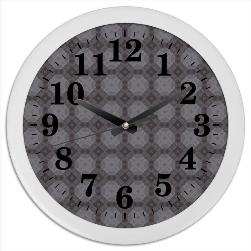 Фото - Printio Часы круглые из пластика Static printio часы круглые из пластика одиночество