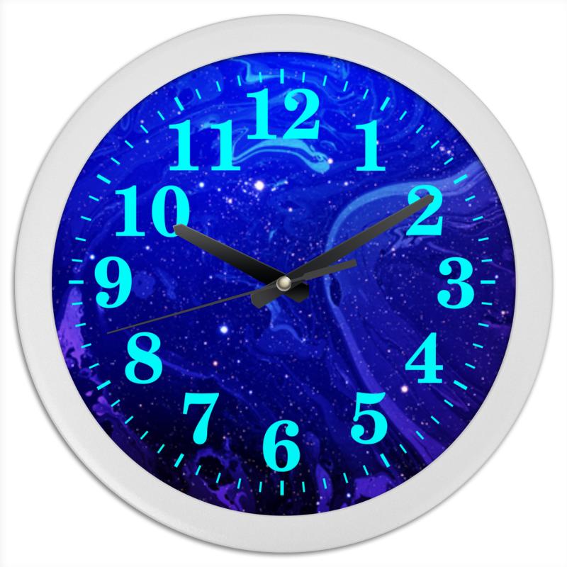 Фото - Printio Часы круглые из пластика Без названия printio часы круглые из пластика одиночество