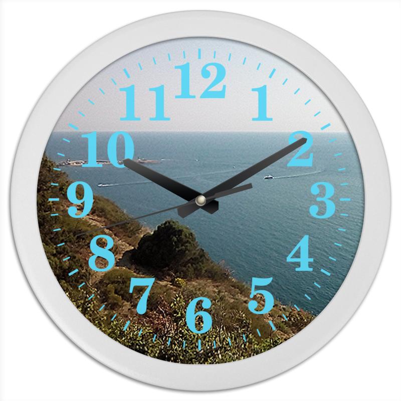 Printio Часы круглые из пластика Анапа.